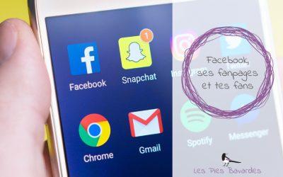 Facebook, ses fanpages et tes fans