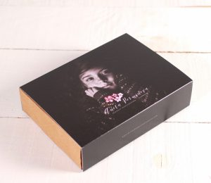 boite cadeau personnnalisée selfpackaging