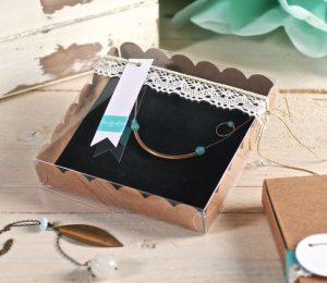 selfpackaging boîte plane bijoux