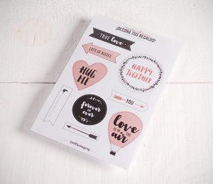 comment emballer tes créations pour la Saint Valentin : Selfpackaging