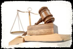 symboles de la justice : législation et images