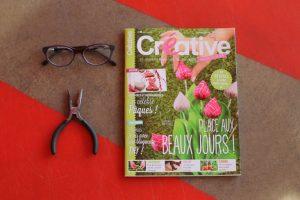 créative magazine lespiesbavardes.com vendre ses créations magazine créatif