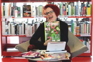 un magazine pour les pies : créative magazine