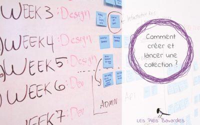 Comment créer et lancer une collection ?