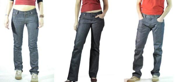 Jeans 1083 avec Elasthanne - Source 1083