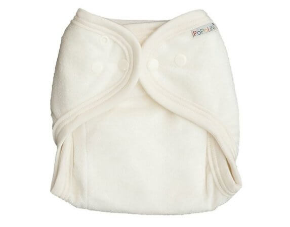 Couche 76% lyocell 24% polyester - Source bebe au naturel