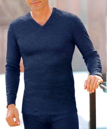 Tshirt Damart 85% Chlorofibre , 15% Acrylique - source damart