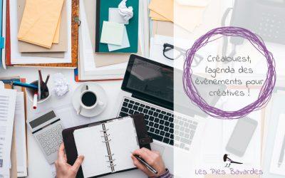 CréalOuest, l'agenda des événements pour créatives !